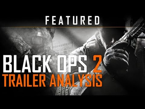 Multiplayer Reveal Trailer Analysis - Call of Duty: Black Ops 2