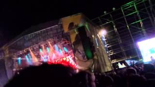 TRACK 02 - Indio Solari en Gualeguaychu 2014 HD -Chau mohicano - VIVO