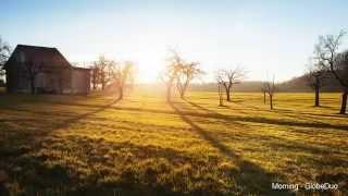 GlobeDuo - Peer Gynt Suite No.1 Op.46 - Morning (Official Video)
