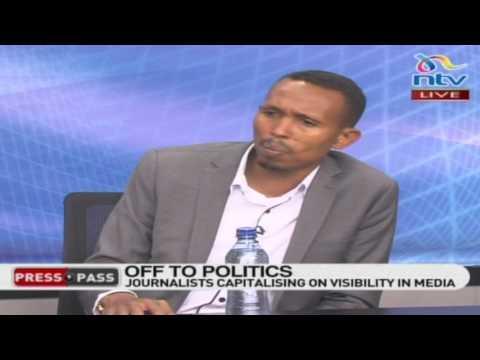 Journalists joining politics - Press Pass part 1