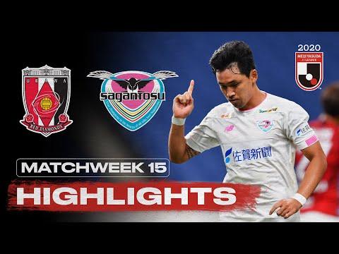 Urawa Sagan Tosu Goals And Highlights