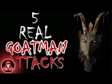 5 REAL Goatman Attacks