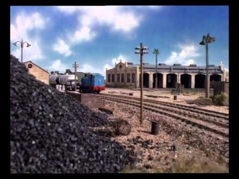 Thomas the tank engine thomas and the breakdown train Black James