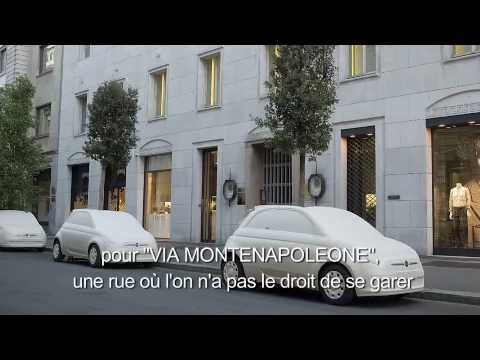 Fiat 500 Place Vendôme : L'interview du sculpteur Fabio Novembre