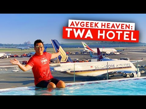 TWA Hotel  - The Ultimate Airport Hotel