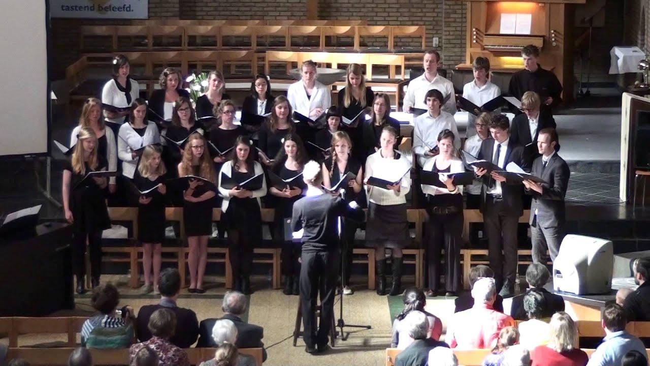 """SATB Choir """"America"""" (West Side Story) - Koor Adelante ..."""