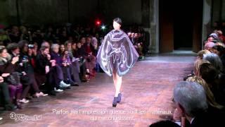 Iris Van Herpen - Paris Fashion Week - Haute Couture - Printemps Ete 2012