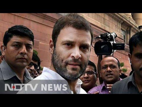 Rahul Gandhi declared himself British, alleges BJP leader Subramanian Swamy