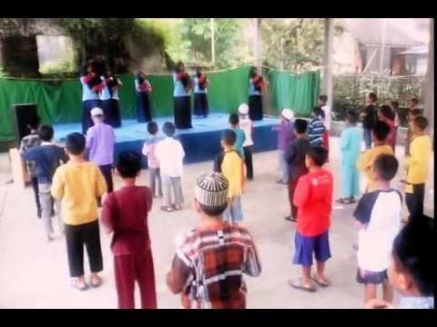 MATAHATI CARE CENTRE INDONESIA Senam Otak _Allah kya karo maher zein_Al - Qur'an Camp selopuro Blita