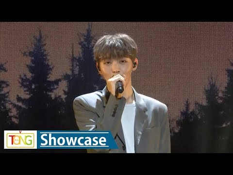 Free Download Yoon Ji Sung(윤지성) '쉼표' Debut Showcase Stage (aside) [통통tv] Mp3 dan Mp4