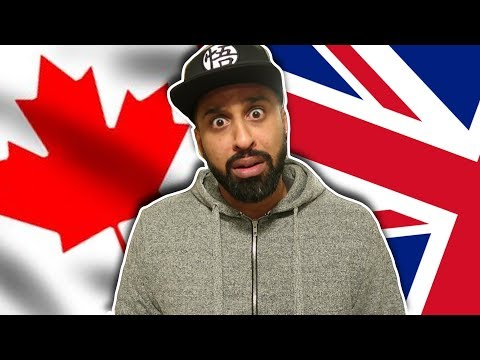 5 Differences Between Uk And Canada