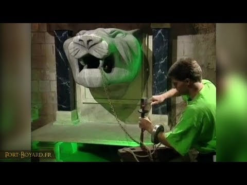 Fort Boyard 1990 La Tête De Tigre Youtube
