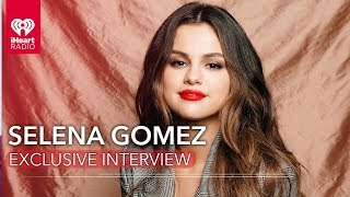 Selena Gomez Shares What She's Most Excited For On Her Upcoming Album! Video