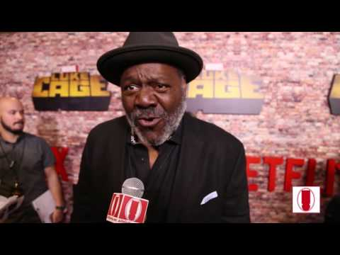 Frankie Faison Talks About A Black Super Hero During The Times Of Black Lives Matter