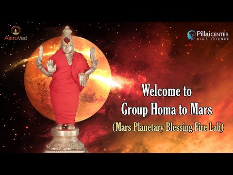 welcome to group homa mars