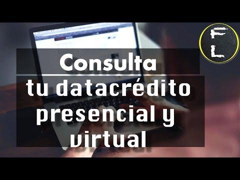 COMO SABER MI PUNTUACIÓN CREDITICIA, DATACRÉDITO, HISTORIAL CREDITICIO EN COLOMBIA|Finanzas Lozano ✅