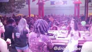 Drop The Beat at Navy Pier Recap w/ Autograf