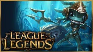 Un Noob en League of Legends - LopinCow - Fizz en acción #1