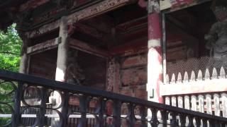 徳川家継の廟墓 重要文化財 場所 東京都港区芝公園一帯にある、プリンス...
