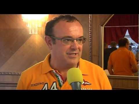 14/10/12 - Marco Paganini di Gaastra Italia, sponsor ufficiale di Barcolana44