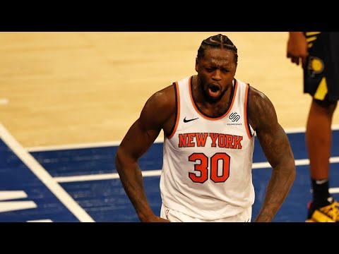 The New York Knicks Are The 4th Seed...