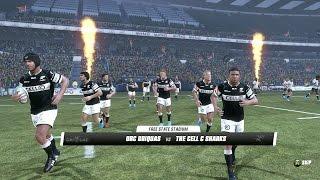 Rugby Challenge 3: Quick Look