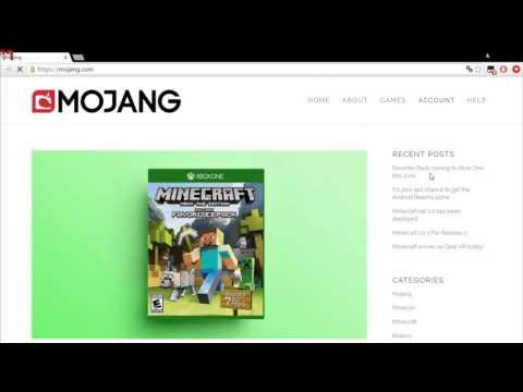 สอนเปลี่ยนชื่อและเปลี่ยนสกิน Minecraft (ล่าสุด) (ID แท้)