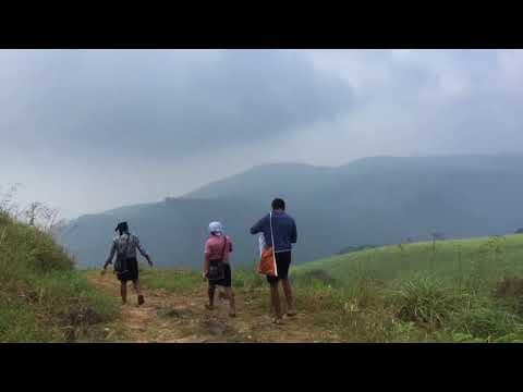 Sathram pulmedu route to sabarimala