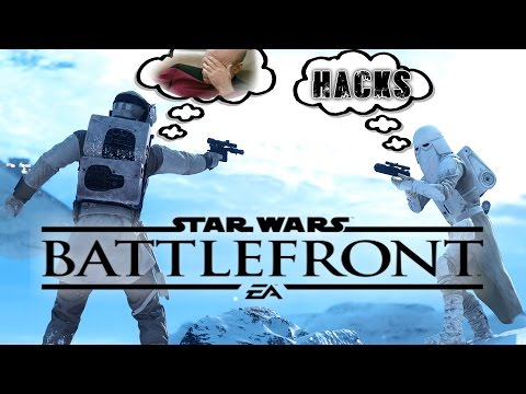 Star Wars Battlefront - They Think I'm a Hacker #2