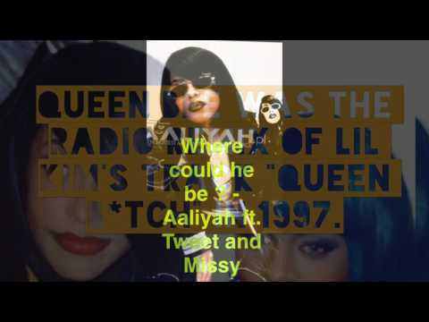 Unreleased , Unfamiliar and Unfinished Aaliyah Tracks