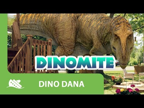 Dino Dana : Dinomite - Episode Promo