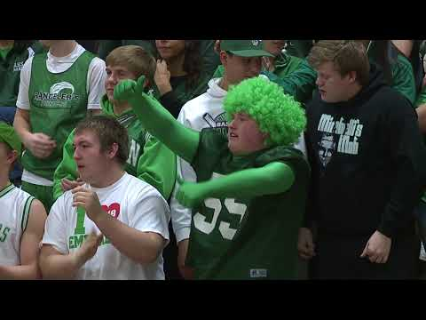 ALLEMAN BASKETBALL HIGHLIGHT VIDEO 2017-18
