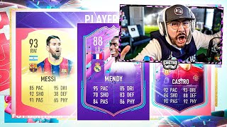 MY 200 PLAYER PICKS!! PACKED THE BEST ONE!! FIFA 21