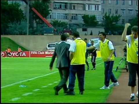 Bunyodkor 4 - 1 Al wahda AFC Champions League R6