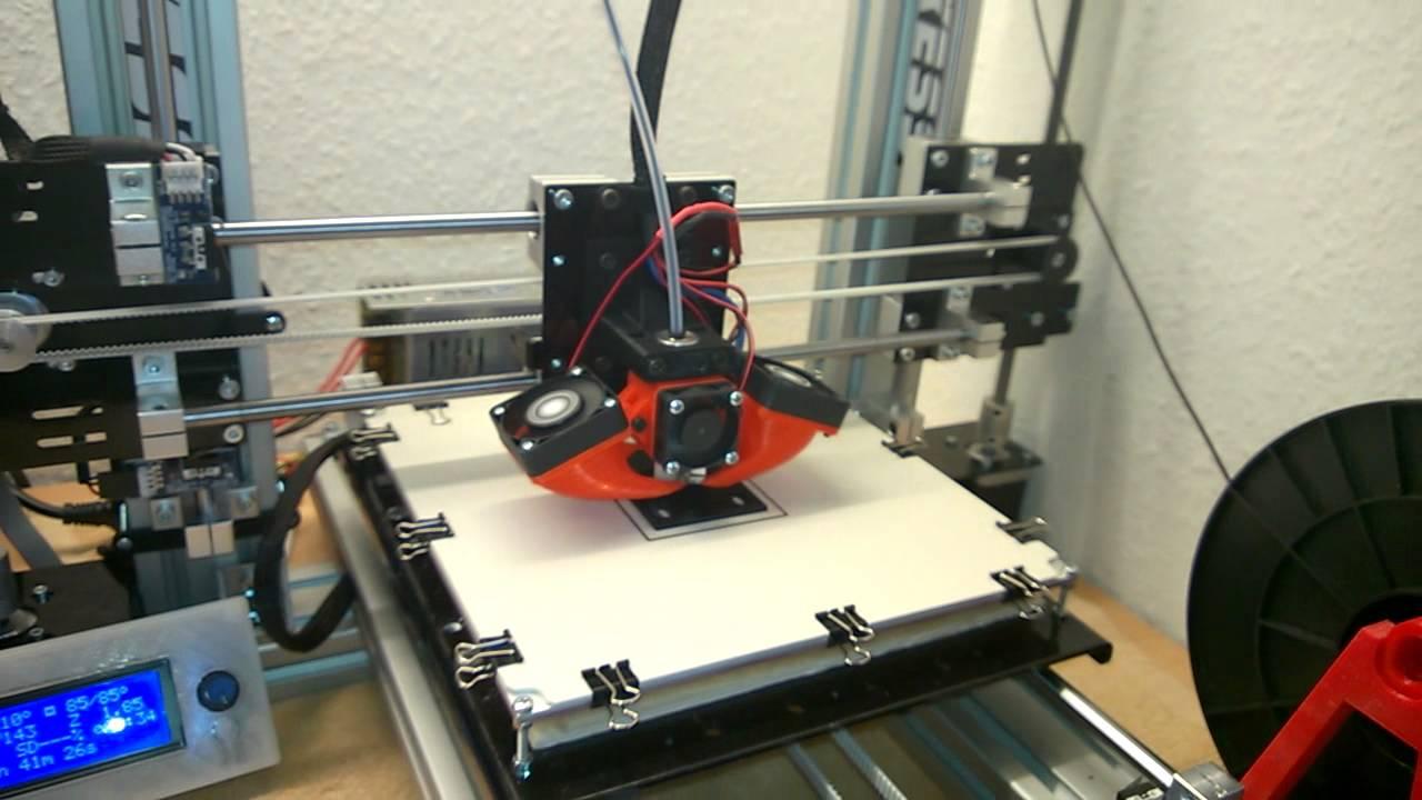 E3D Halter Fr Locxess 3D Drucker YouTube