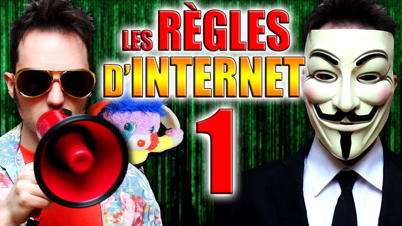 Les Règles de l'Internet 1/2 - Mèmons-Nous! #6