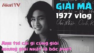 GIẢI MÃ TỪNG ẨN Ý THÂM SÂU TRONG SỐNG MÒN GIÁO ÁN LỬA THIÊNG 1977 Vlog | Akari TV