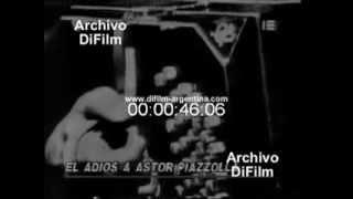 DiFilm - Muerte de Astor Piazzolla (1992)