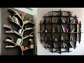 wall rack design ideas، wooden wall rack designs، wooden wall shelves for books
