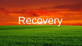 Recovery Meditation: Spoken word for surgery, illness, pain, sickness healing visualization