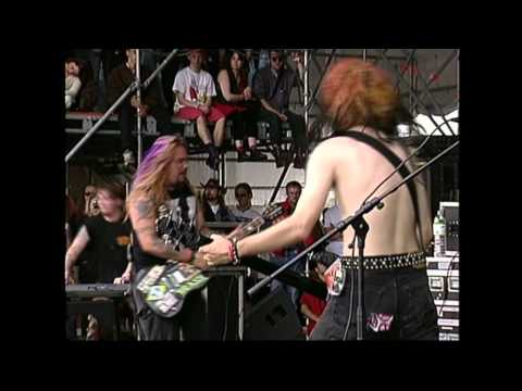 Nailbomb - Religious Cancer live HD