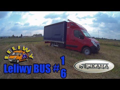 Leliwy BUS - WEJKAMA - Czyli prototyp Haevy Truck z bliska - odc.16 [subtitles]