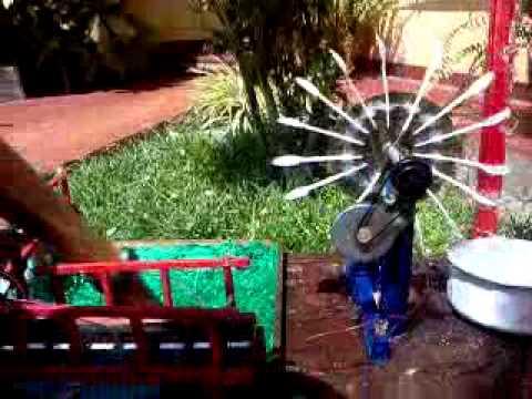 Proyecto generador hidr ulico 5 5 youtube - Chimeneas electricas con vapor de agua ...