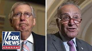 McConnell, Schumer address Soleimani airstrike, impeachment on Senate floor