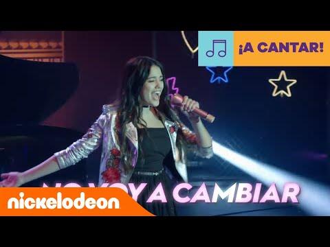Kally´s Mashup | No voy a cambiar - Lyric Video | Nickelodeon en Español