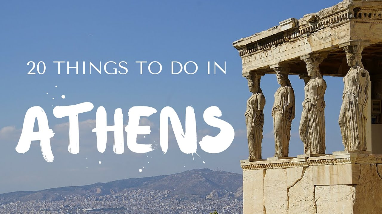 Free tourist attractions in athens greece for 20 places to visit