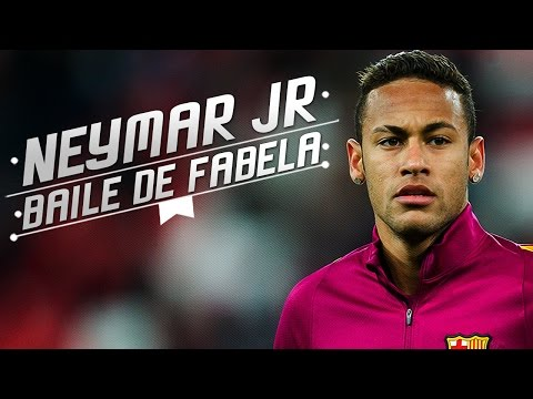 Neymar Jr ▷ Baile de Favela - Goals & Skills 2015/2016 - 1080p