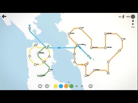 Mini Metro   VGHI Play 'n' Chat Live Stream