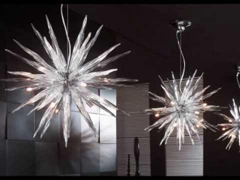 Lamparas modernas novedades en iluminacion youtube - Lamparas arana modernas ...