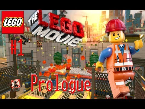 The Lego Movie Videogame 3ds Part 1 Prologue Youtube